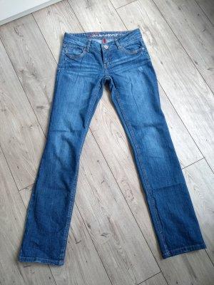 edc by Esprit Jeans met rechte pijpen blauw