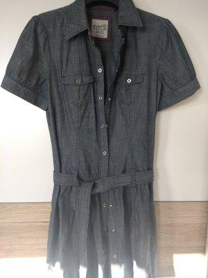 Esprit Jeans Kleid Gr. 38/40 mit Bindegüretl