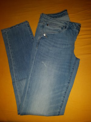 Esprit Jeans light mit leichten destroyed