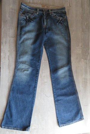 Esprit Jeans bootcut multicolore coton