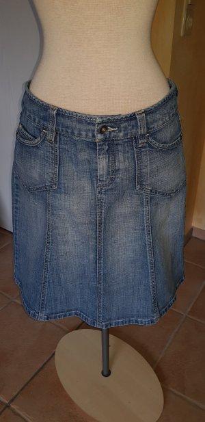 51e41ec8ea26 Esprit Jeans Rock Größe 36