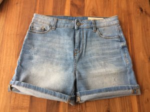 Esprit Jeans Shorts stretch W26 blue light washed