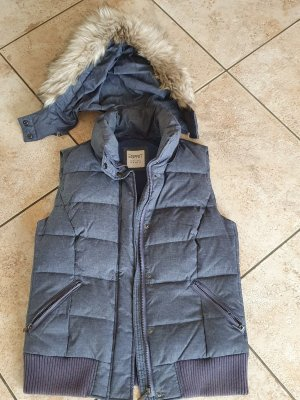 Esprit Quilted Jacket multicolored