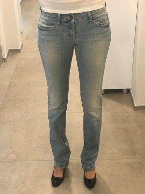 "Esprit Jeans ""tube""  Größe 26/36 hellblau"
