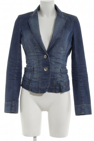 Esprit Denim Blazer blue casual look