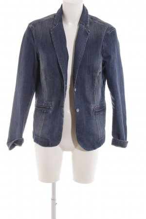 Esprit Denim Blazer dark blue casual look