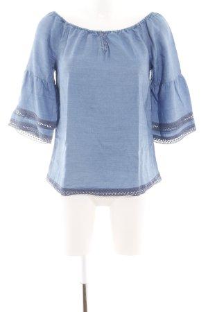 Esprit Denim Blouse blue casual look