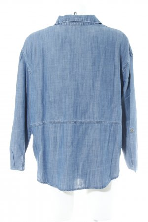 Esprit Denim Shirt steel blue casual look