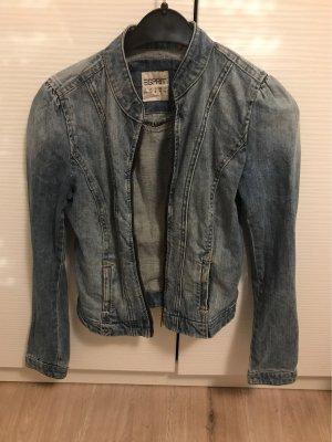 Esprit Denim Jacket steel blue