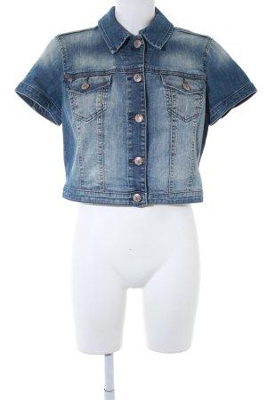 Esprit Jeansjacke blau Casual-Look