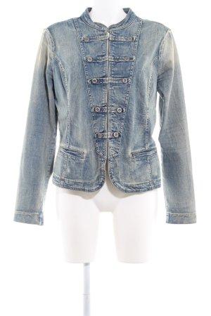 Esprit Veste en jean bleu style seconde main