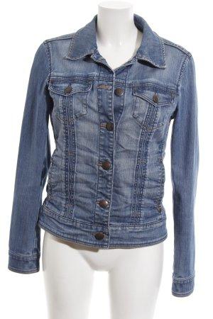 Esprit Denim Jacket blue street-fashion look