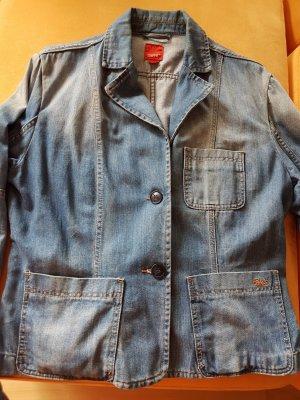 Esprit Blazer en jean bleu