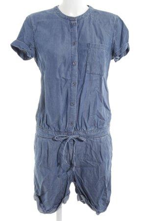 Esprit Jeanskleid blau Jeans-Optik