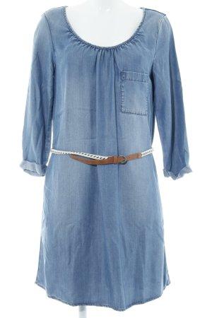 Esprit Denim Dress blue casual look