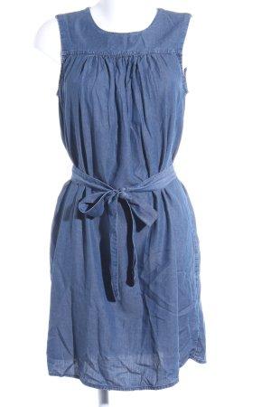 Esprit Robe en jean bleu foncé Aspect de jeans