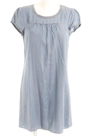Esprit Robe en jean bleu clair style décontracté