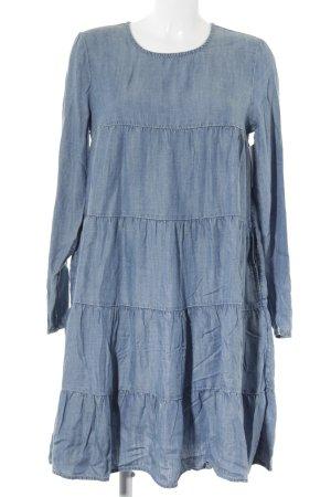 Esprit Jeanskleid kornblumenblau Casual-Look