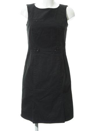 Esprit Jeanskleid schwarz schlichter Stil