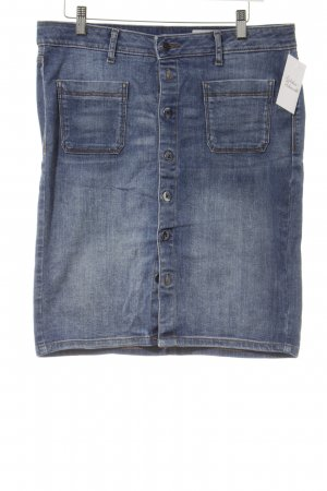 Esprit Gonna di jeans blu stile casual