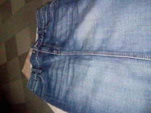 Esprit jeansrock blau