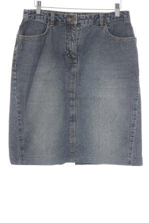 Esprit Denim Skirt blue washed look