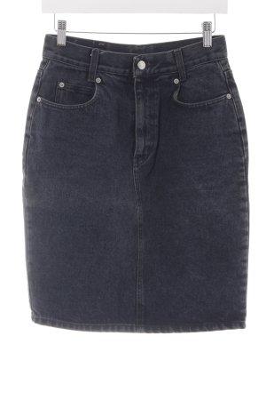 Esprit Jeansrock dunkelblau