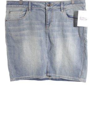 Esprit Jeansrock kornblumenblau Jeans-Optik