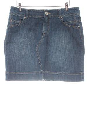 Esprit Jupe en jeans multicolore style décontracté