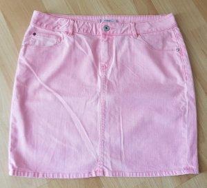 Esprit Jeansrock **rosa**
