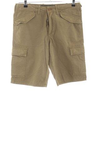Esprit Pantaloncino di jeans cachi stile casual