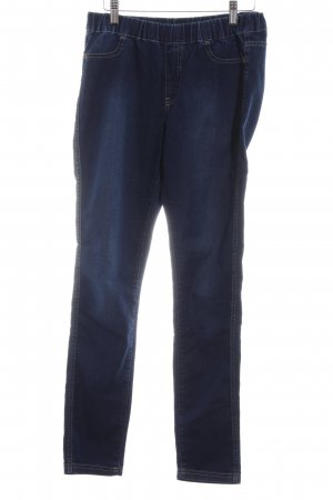Esprit Jegging blauw-donkerblauw casual uitstraling