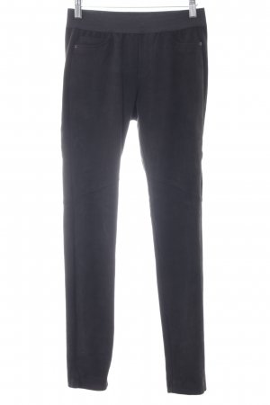 Esprit Jeggings dark grey-black casual look