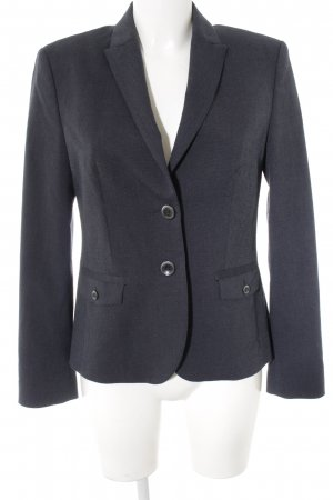 Esprit Jerseyblazer anthrazit Business-Look