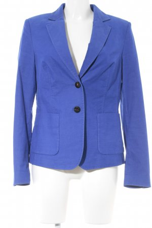 Esprit Jerseyblazer blau Business-Look