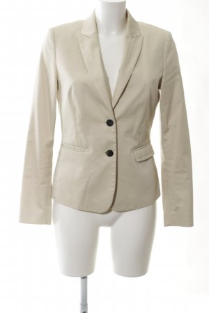 Esprit Jerseyblazer wollweiß Business-Look