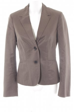 Esprit Jersey blazer groen-grijs elegant
