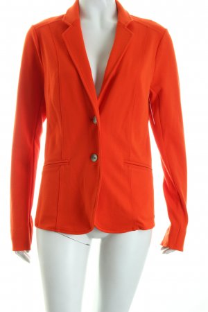 Esprit Jerseyblazer orange sportlicher Stil