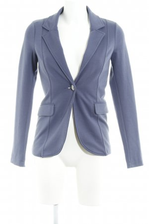 Esprit Jerseyblazer stahlblau Business-Look