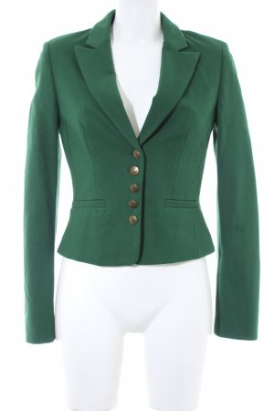 Esprit Jerseyblazer waldgrün Business-Look