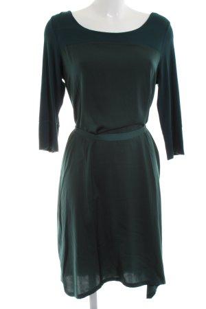 Esprit Jerseykleid khaki Casual-Look