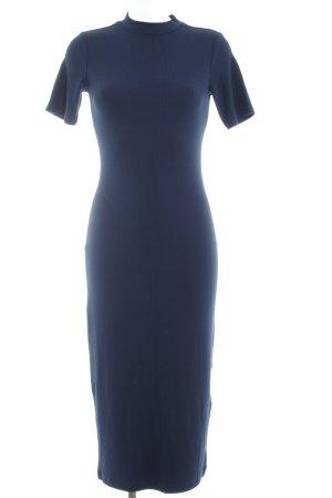 Esprit Jerseykleid dunkelblau Beach-Look