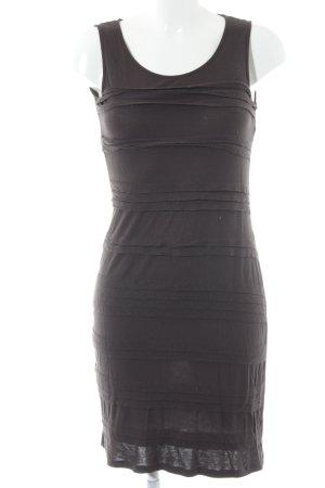 Esprit Jerseykleid dunkelbraun Casual-Look