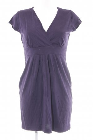 Esprit Jerseykleid dunkelviolett Casual-Look
