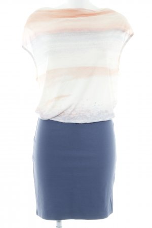 Esprit Jerseykleid Farbtupfermuster Casual-Look