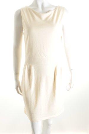 Esprit Jerseykleid hellbeige Casual-Look