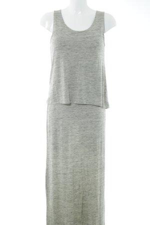 Esprit Abito jersey grigio chiaro stile casual