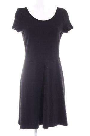 Esprit Jerseykleid schwarz