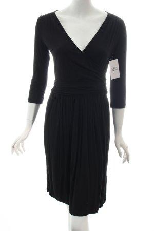 Esprit Jerseykleid schwarz Party-Look