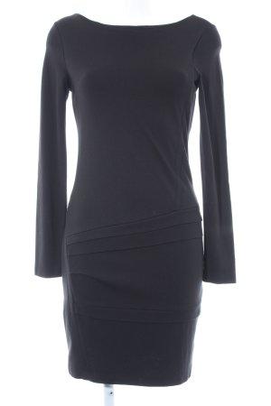 Esprit Jerseykleid schwarz schlichter Stil